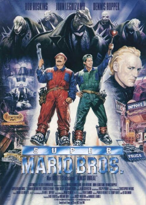 Super Mario Bros live action film