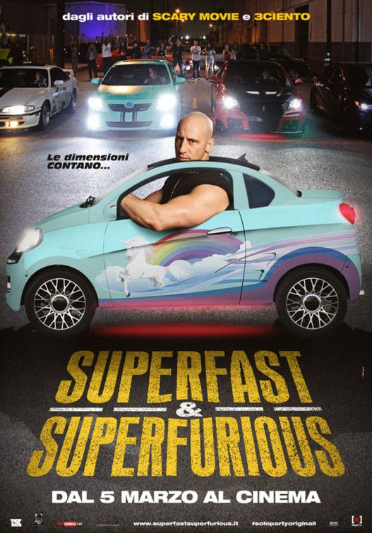 Superfast & Superfurious (2015 parodia)