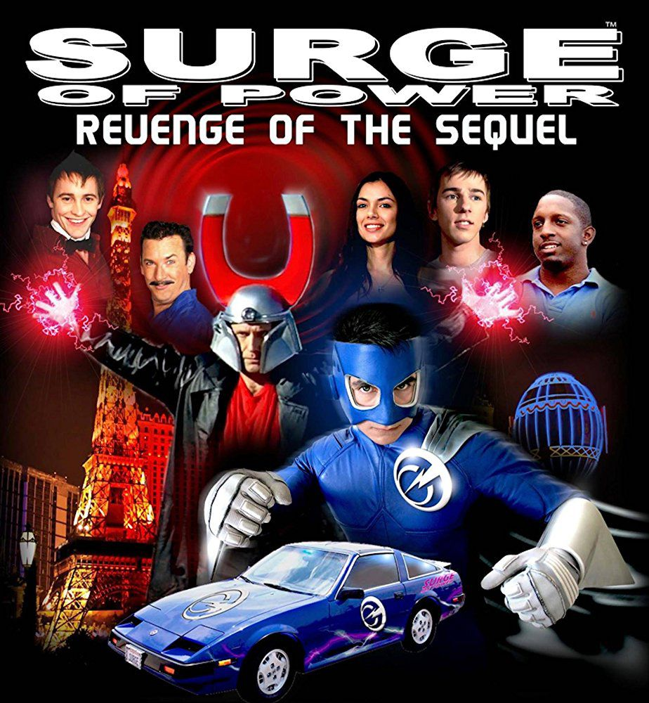 Surge of Power: Revenge of the Sequel - film poster
