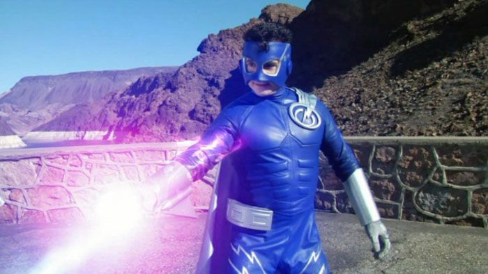 Surge of Power Revenge of the Sequel - film scene super blue live action