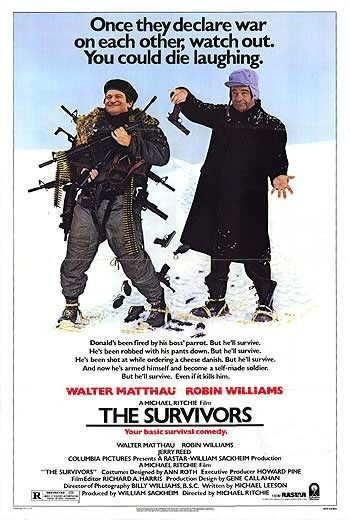 The Survivors - Come ti Ammazzo un Killer (1983)