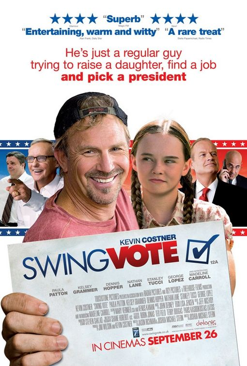 Swing Vote - film poster