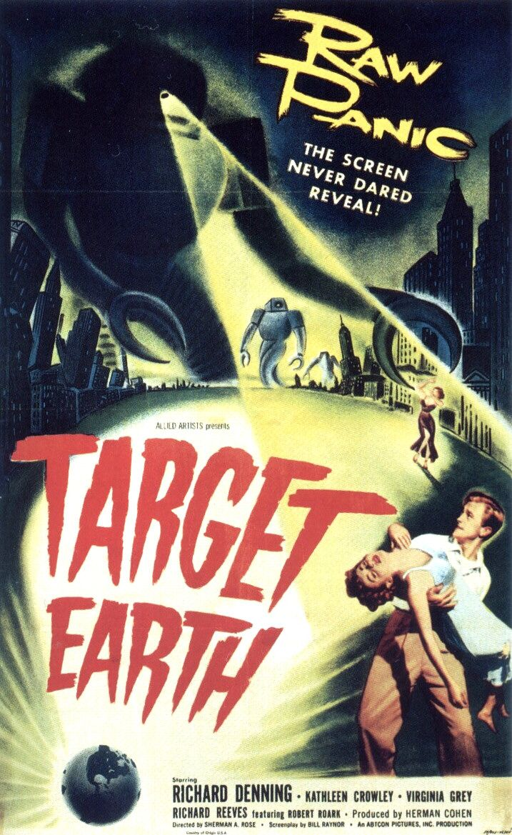 Target Earth (1954)