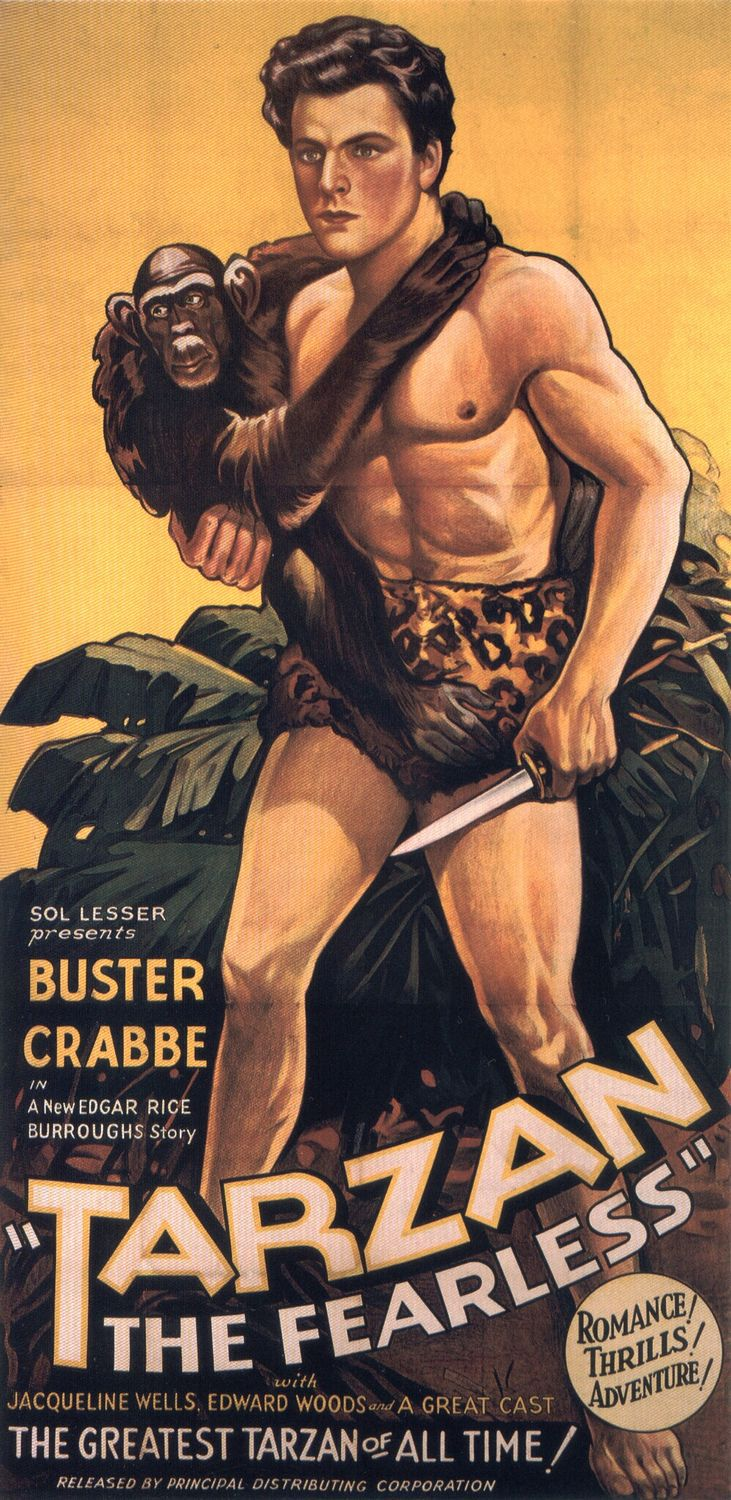 Tarzan the Fearless - Senza Paura (1933)