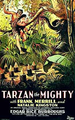 Tarzan the Mighty (1928)