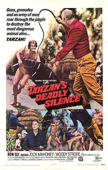 Tarzans deadly Silence (1970)