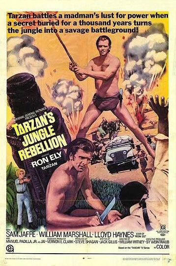 Tarzans Jungle Rebellion (1967)