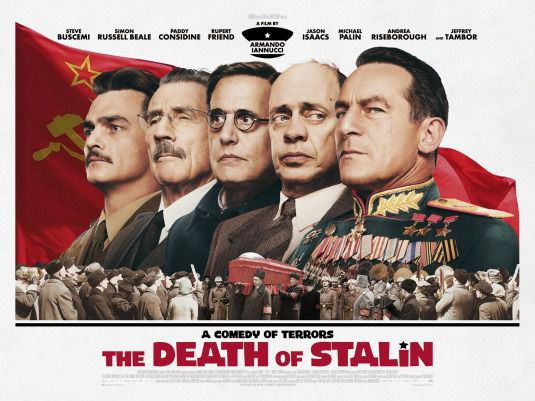 The Death of Stalin - Morto Stalin se ne fa un altro