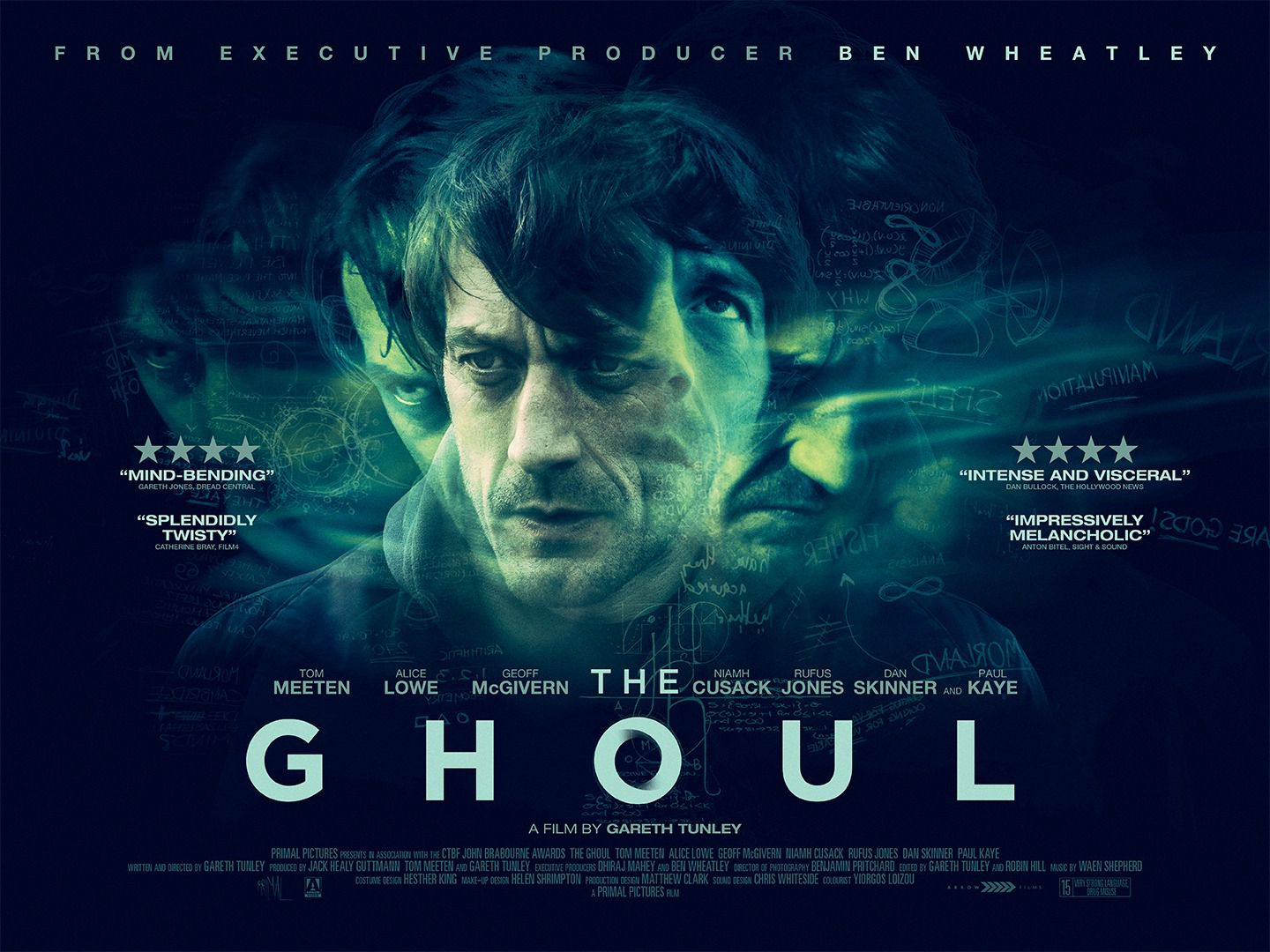 The Ghoul - film poster