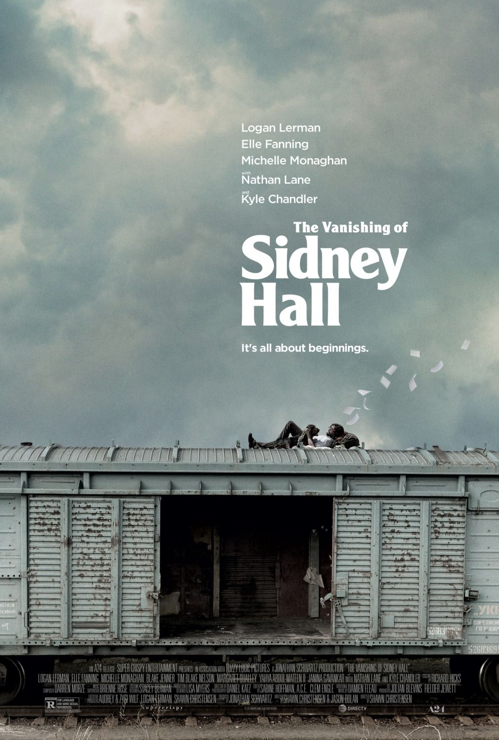 The Vanishing of Sidney Hall - film poster
