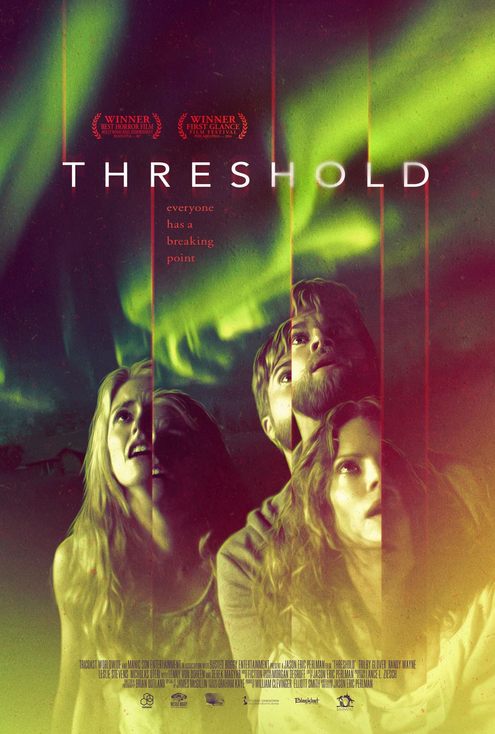 Threshold film poster