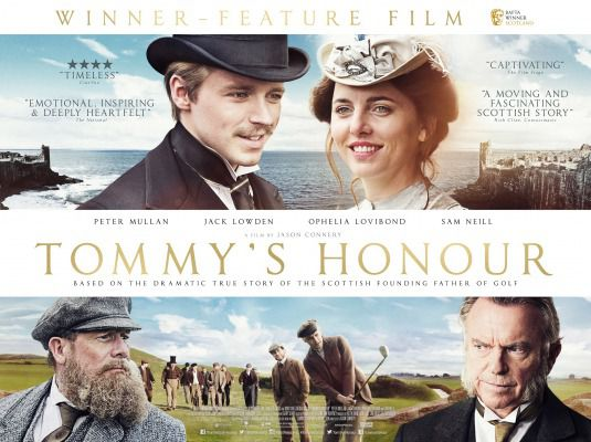 Tommy's honour - L'Onore di Tommy