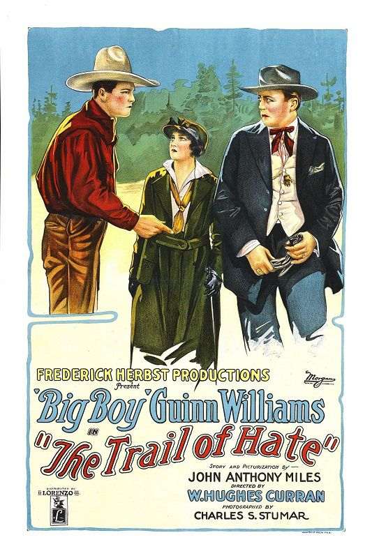 The Trail of Hate (1922)