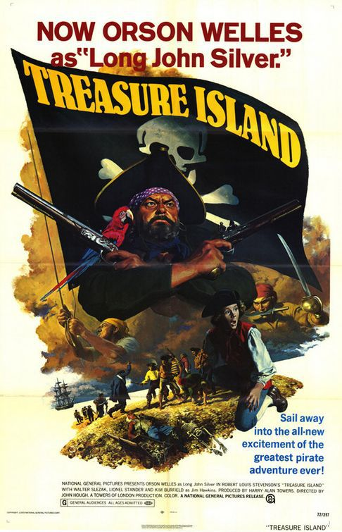 L'Isola del Tesoro - Treasure Island (1972)