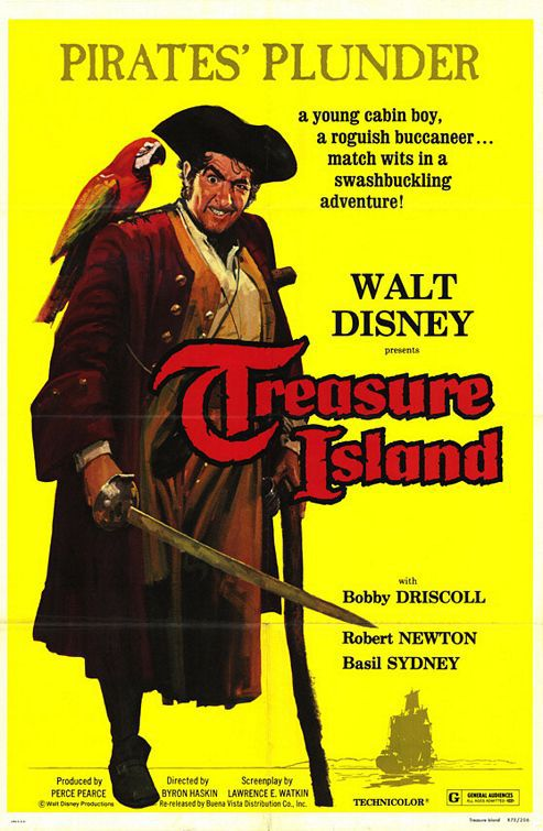 L'Isola del Tesoro - Treasure island (1950)