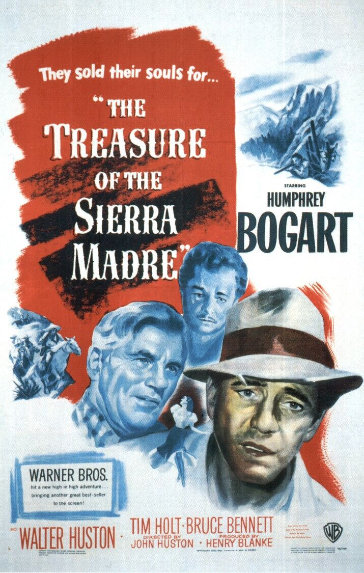 Treasure of the Sierra Madre (1948)