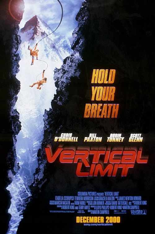 Vertical Limit - film poster
