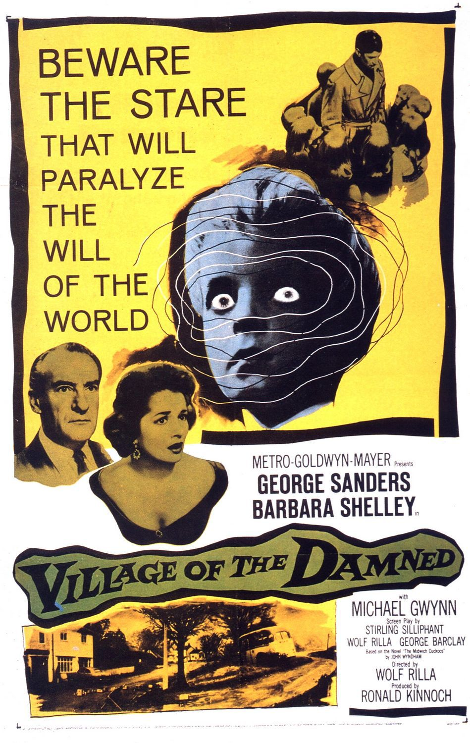 Village of the Damned - Il Villaggio dei Dannati (1960)