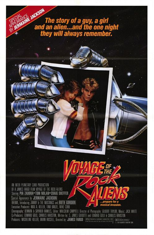 Voyage of the Rock Aliens (1988)