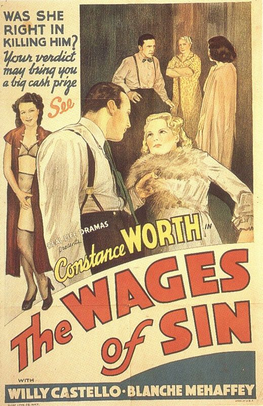 Wages of Sin (1938)