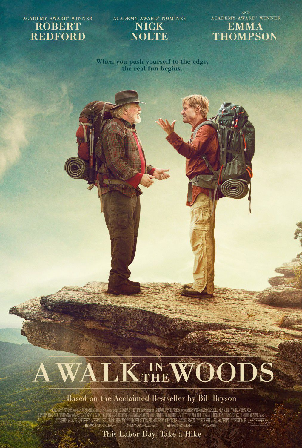 Walk in the Woods - film poster