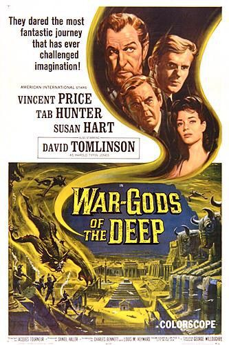War Gods of the Deep (1965)