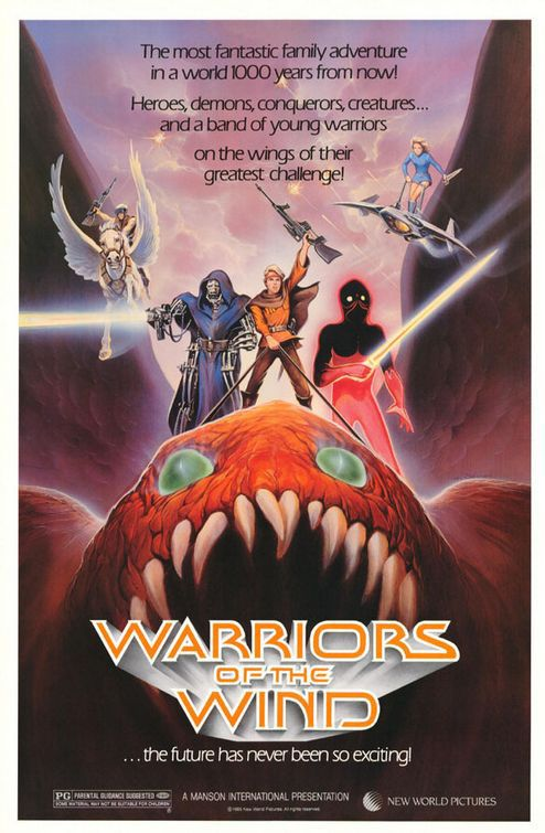 Warriors of the Wind (1985)
