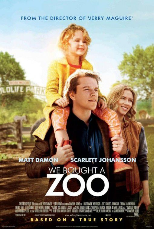 La mia Vita e uno Zoo - We bought a Zoo - a Zoo Story (2011)