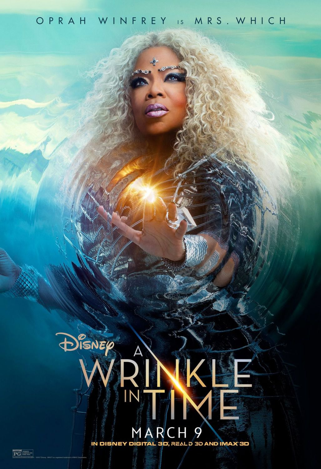 Wrinkle in Time - Oprah Winfrey is Mrs Which