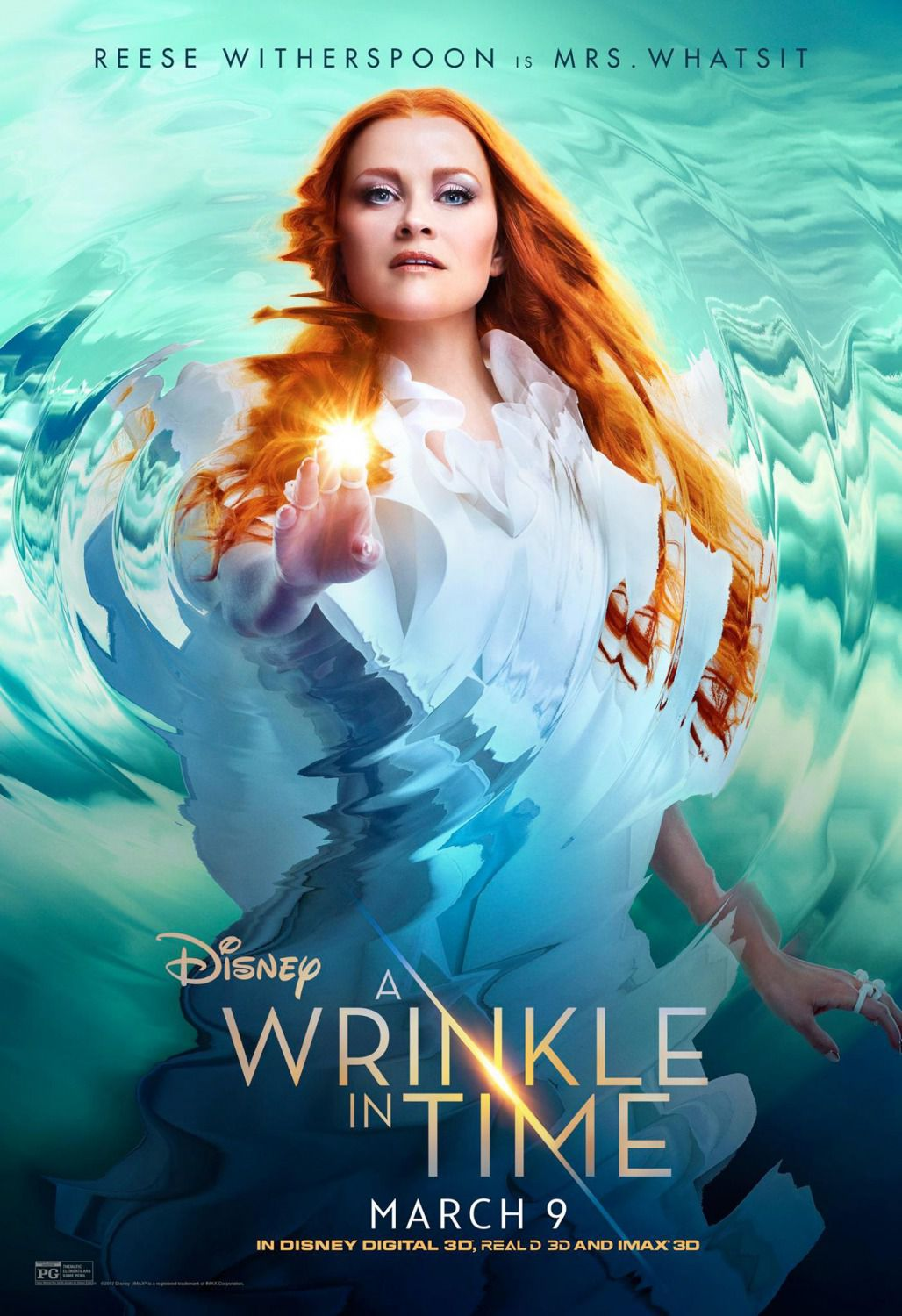Wrinkle in Time - Reese Witherspoon is Mrs Whatsit