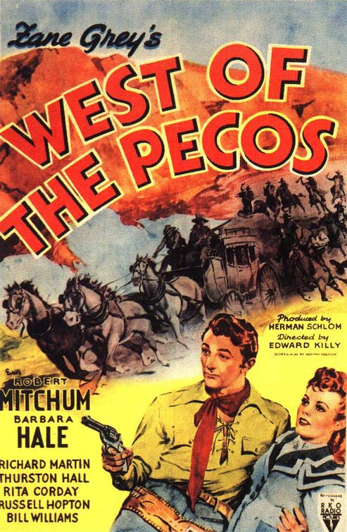 Zane Grey's West of the Pecos (1945)