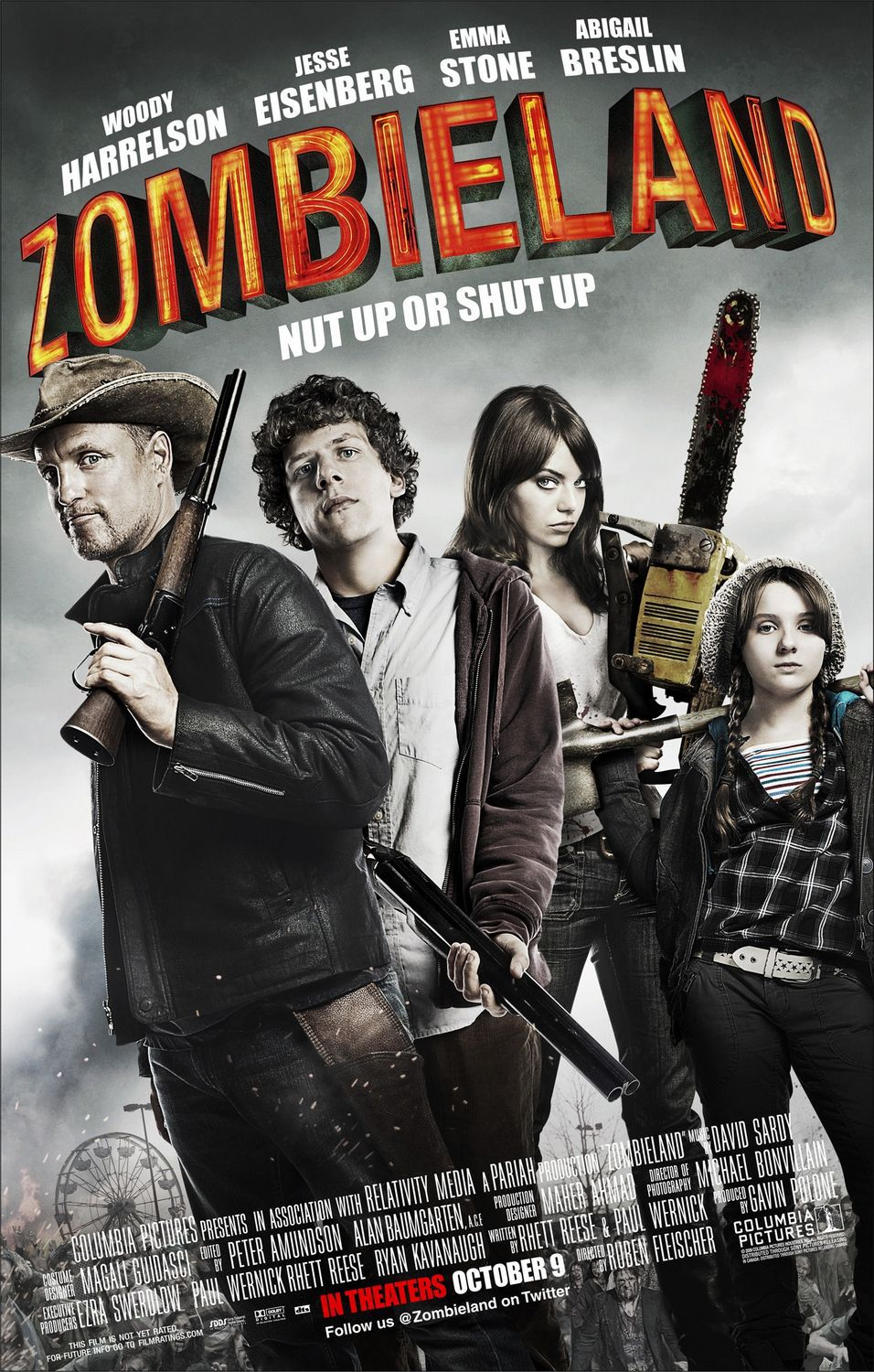 Zombieland - film poster