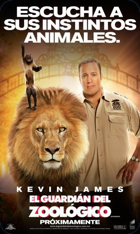 Zookeeper - film poster