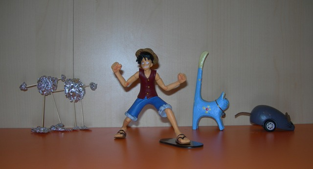 One Piece - Pirati all'arrembaggio - Rubber