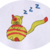 Rhymes of Gatto999 = Rhyme of Sleeping Cats