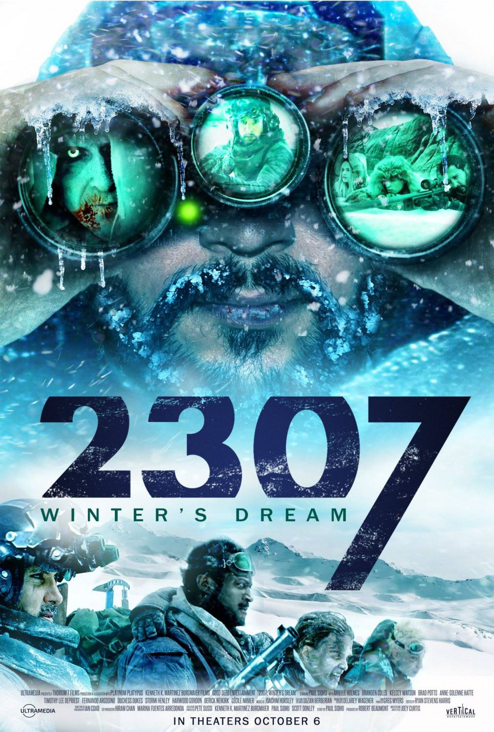 2307 Winters Dream - film poster