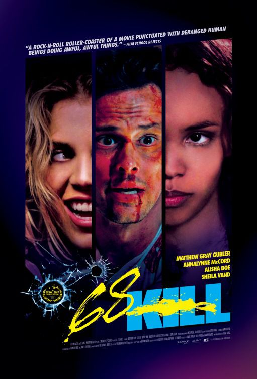 68 kill - sixty eight kill