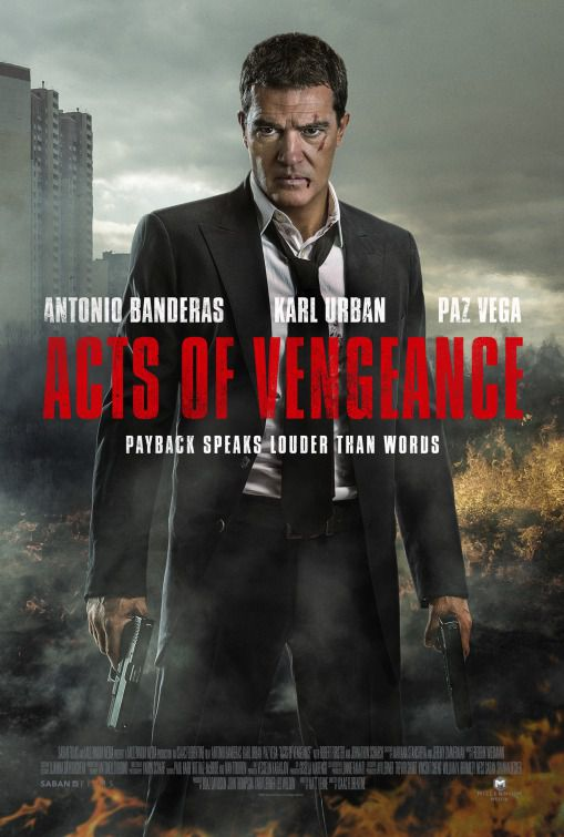 Acts of Vengeance - Antonio Banderas