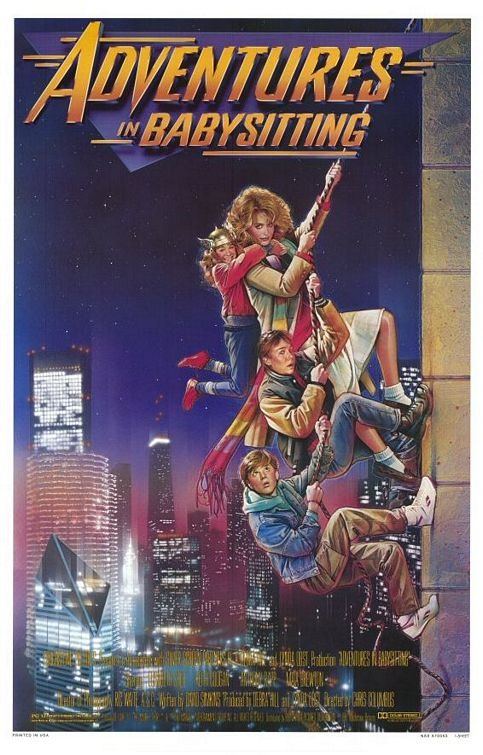 Adventures in babysitting - Tutto quella Notte - Jenny Parker (Sabrina Carpenter) - Lola Perez (Sofia Carson)