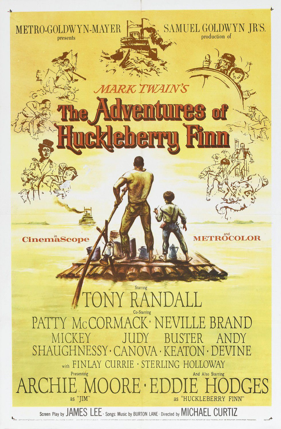 Adventures of Huckleberry Finn (1960)