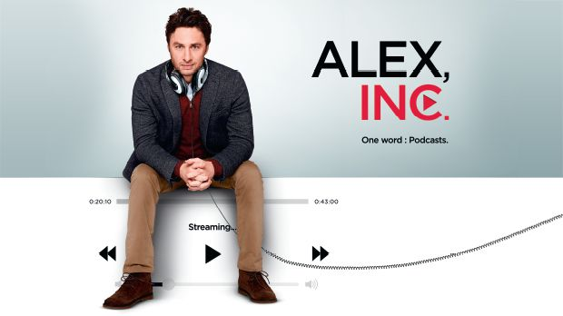 Alex inc p - Zach Braff