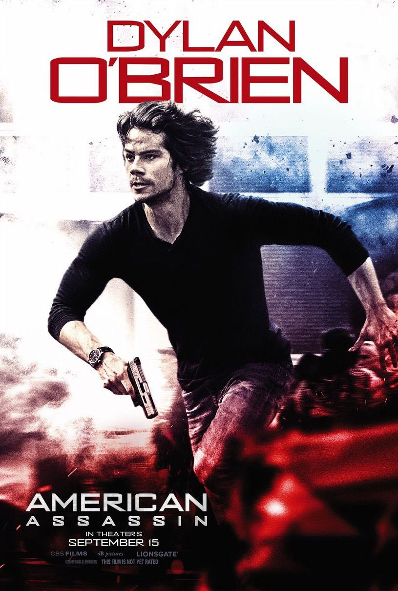 Film - American Assassin - Dylan O Brien
