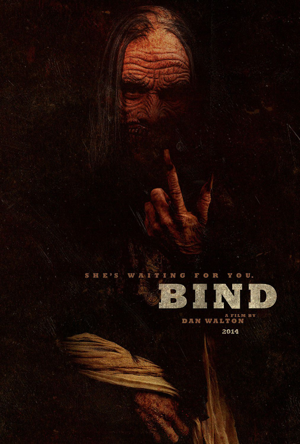 American Conjuring - Bind - poster