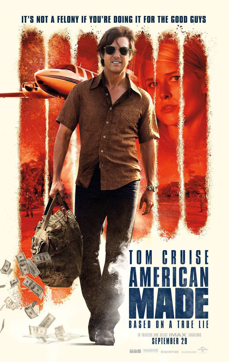 American Made - Tom Cuise