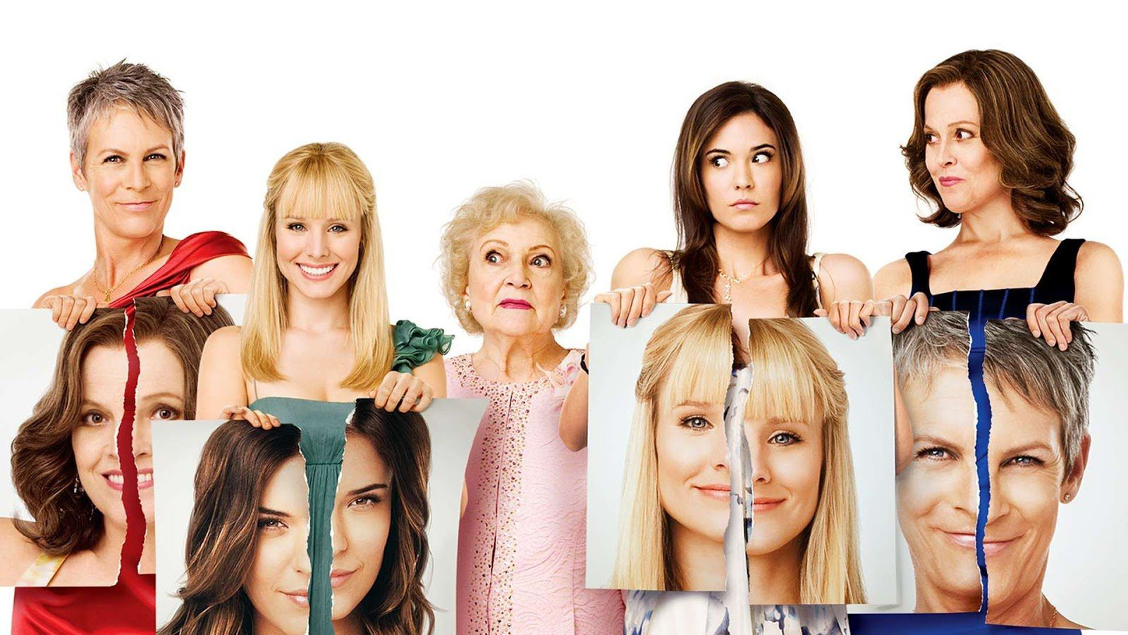 Ancora Tu - You Again - Kristen Bell - Sigourney Weaver - Jamie Lee Curtis - Odette Yustman - Betty White - cast