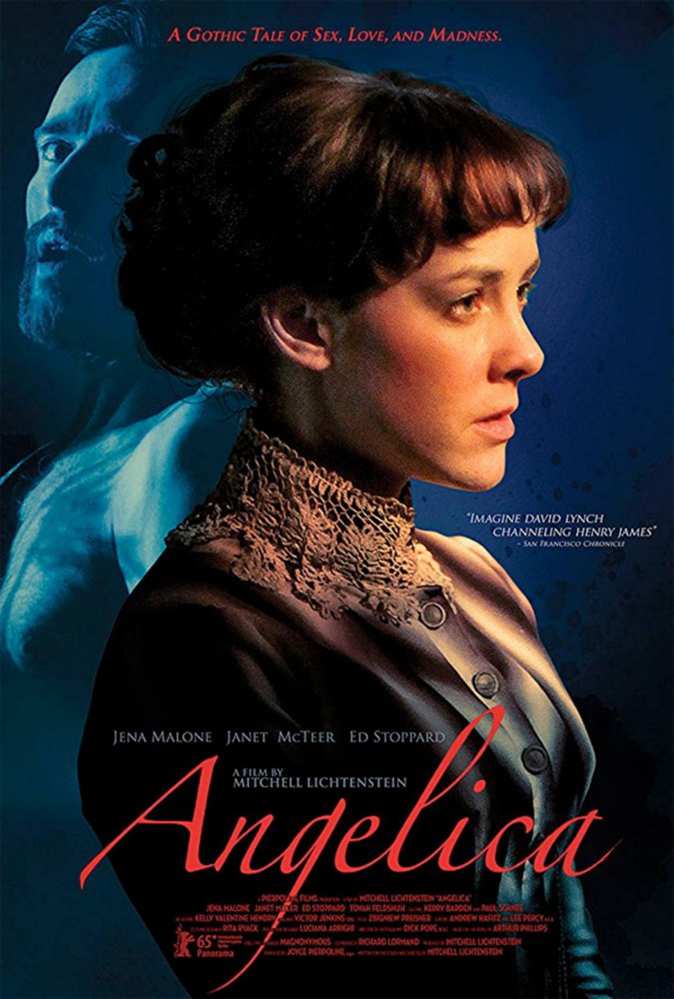 Angelica - Horror Drama - film poster