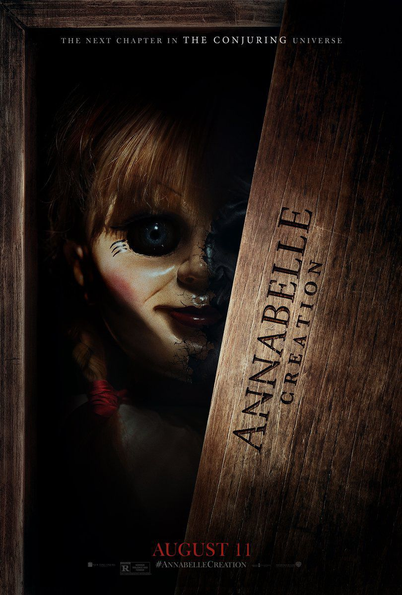 Annabelle 2 - Creation - scary assassin doll - demon doll - Bambola assassina