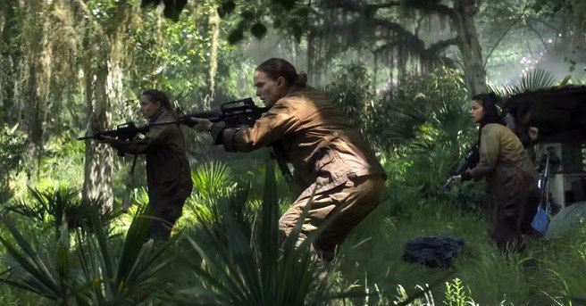 Annihilation - Film 2018 - forest - Natalie Portman