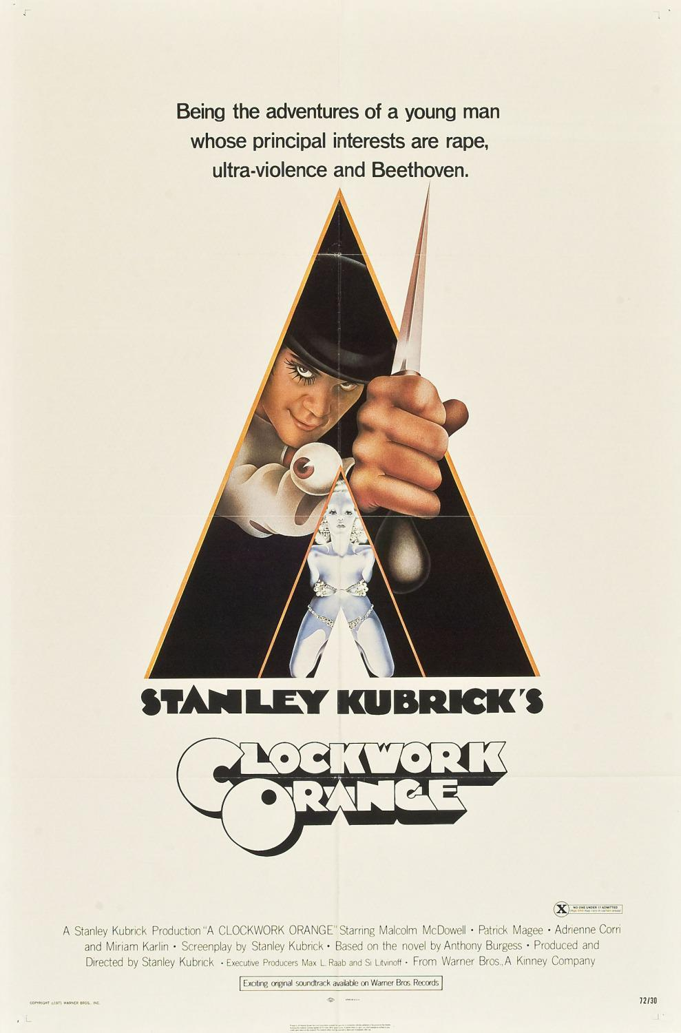 Arancia meccanica  - A Clockwork Orange