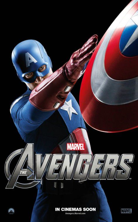 Film Avengers - Captain America